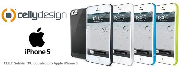 TPU pouzdra CELLY GELSKIN jsou vynikající ochranou pro Váš přístroj. Jsou vyrobena z tenkého materiálu a přesně na míru daného telefonu. Pouzdra nezakrývají nabíjecí a sluchátkové konektory, lze tedy telefon nabíjet a připojovat příslušenství bez nutnosti telefon vyndat z pouzdra. Provedení pouzder je protiskluzové a navržené pro bezproblémové ovládání, je také navrženo pro pohodlné držení telefonu v ruce. Pro maximální ochranu telefonu je vhodné silikonové pouzdro doplnit folií na displej.